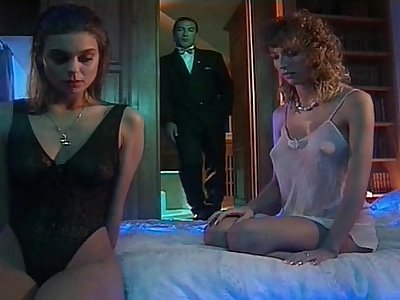 Misty McCaine and Zara White Italian-Inferno