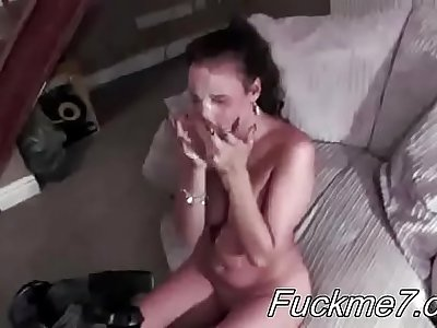 Sexy Katrina Isis enjoy black cock